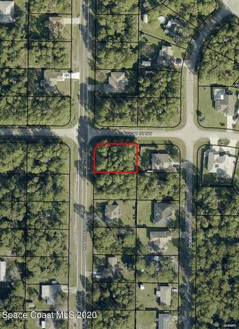 191 Krassner (Corner Of Lucky) Drive NW, Palm Bay, FL 32907 (MLS #893770) :: Premium Properties Real Estate Services