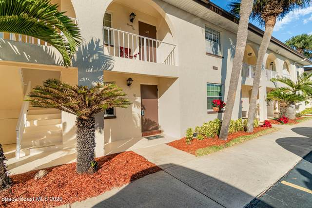 1057 Small Court #18, Indian Harbour Beach, FL 32937 (MLS #893825) :: Engel & Voelkers Melbourne Central