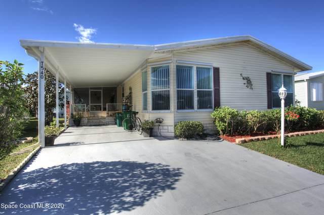 7540 Boxelder Road, Micco, FL 32976 (MLS #893855) :: Blue Marlin Real Estate