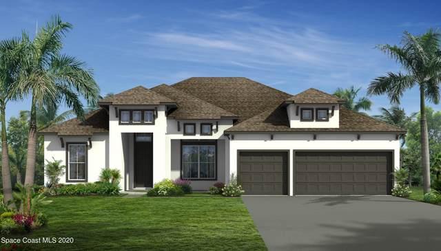 Tbd Aranceto Center, Merritt Island, FL 32952 (MLS #893874) :: Blue Marlin Real Estate
