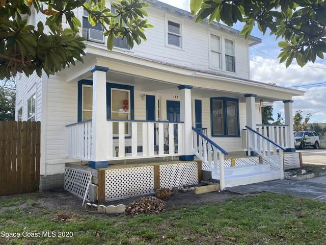 137 Peachtree Street, Cocoa, FL 32922 (MLS #893876) :: Blue Marlin Real Estate