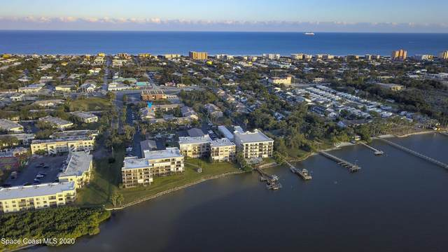 201 International Drive #226, Cape Canaveral, FL 32920 (MLS #893896) :: Blue Marlin Real Estate