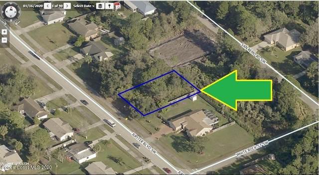 1903 Jupiter Boulevard SW, Palm Bay, FL 32908 (MLS #893931) :: Premier Home Experts
