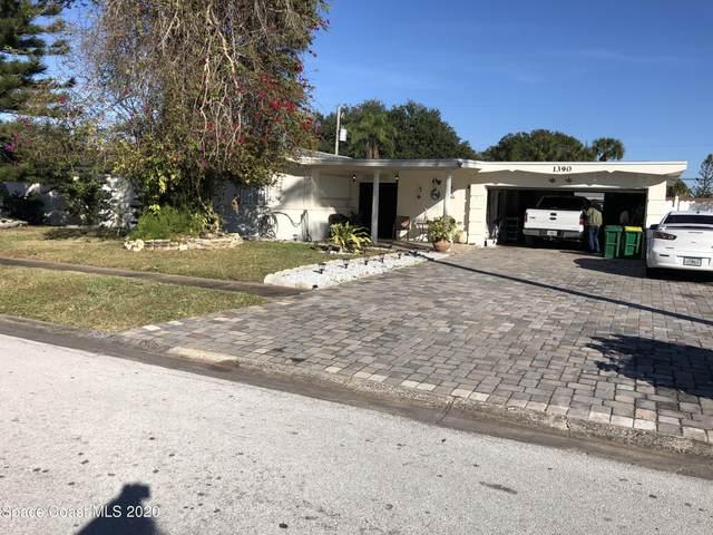 1390 Mackeral Avenue, Merritt Island, FL 32952 (MLS #893939) :: Premium Properties Real Estate Services