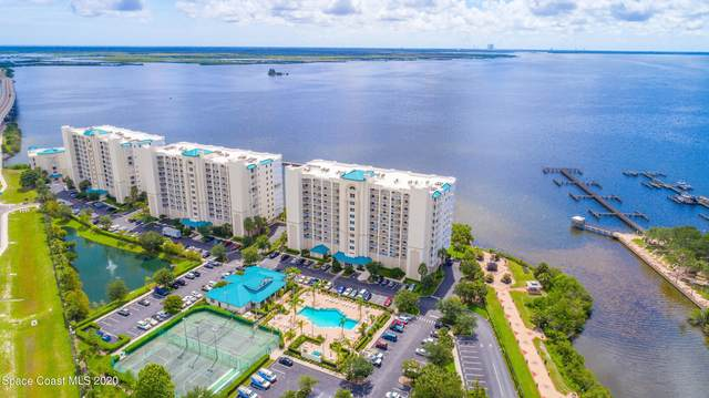 7 Indian River Avenue #903, Titusville, FL 32796 (MLS #893964) :: Blue Marlin Real Estate