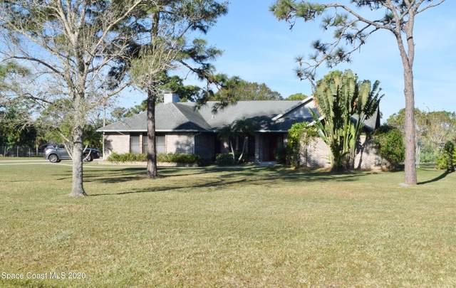 3980 Miller Lane, Grant Valkaria, FL 32950 (MLS #893971) :: Engel & Voelkers Melbourne Central