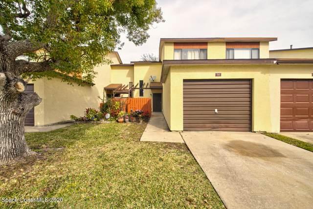 14 Bogart Place, Merritt Island, FL 32953 (MLS #893972) :: Blue Marlin Real Estate