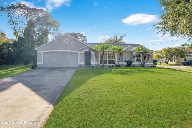 5357 Maravoss Street, Cocoa, FL 32927 (MLS #893977) :: Blue Marlin Real Estate