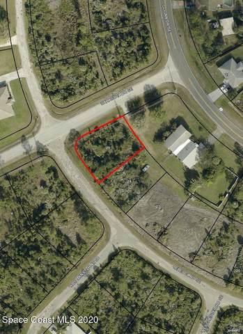 0 Telesca (Corner Of Sarasota) Drive SE, Palm Bay, FL 32909 (MLS #893988) :: Blue Marlin Real Estate