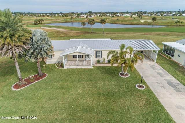 1114 Barefoot Circle, Barefoot Bay, FL 32976 (MLS #894007) :: Blue Marlin Real Estate