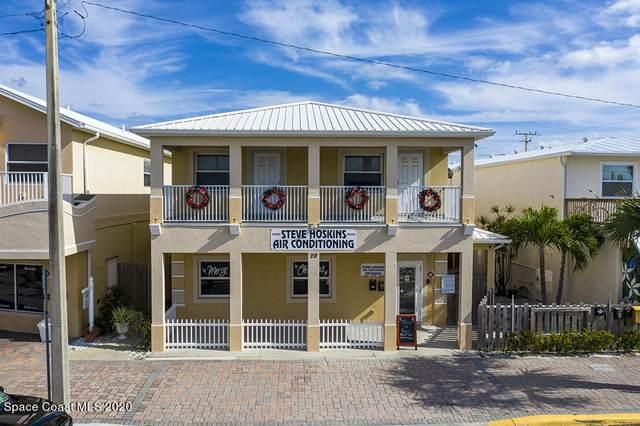 29 N Orlando Avenue, Cocoa Beach, FL 32931 (MLS #894022) :: Blue Marlin Real Estate