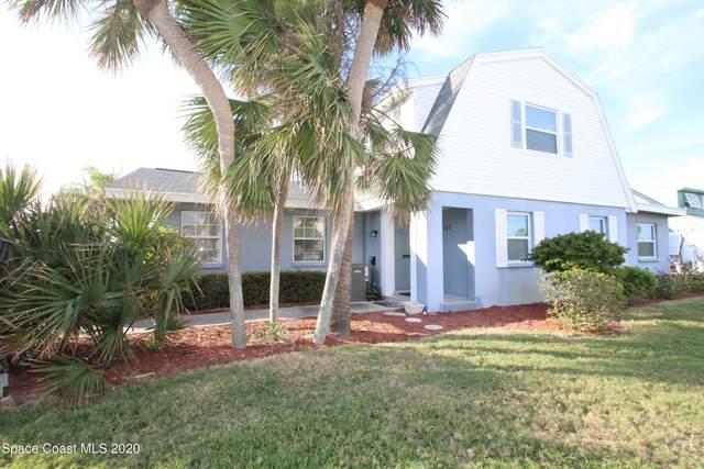 300 E Emerald Place E, Indian Harbour Beach, FL 32937 (MLS #894035) :: Blue Marlin Real Estate
