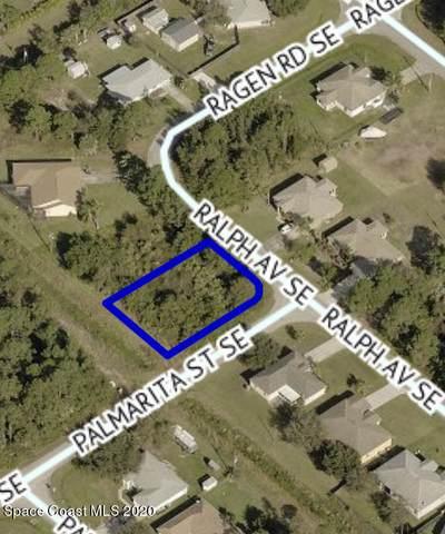 0000 Palmarita St/ Ralph Ave, Palm Bay, FL 32909 (MLS #894048) :: Premier Home Experts
