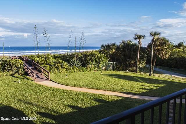 3060 N Atlantic Avenue #101, Cocoa Beach, FL 32931 (MLS #894049) :: Engel & Voelkers Melbourne Central