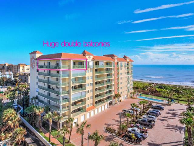 420 Harding Avenue #801, Cocoa Beach, FL 32931 (MLS #894050) :: Engel & Voelkers Melbourne Central