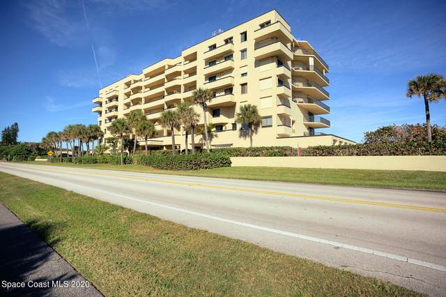 7415 Aquarina Beach Drive #206, Melbourne Beach, FL 32951 (MLS #894059) :: Engel & Voelkers Melbourne Central