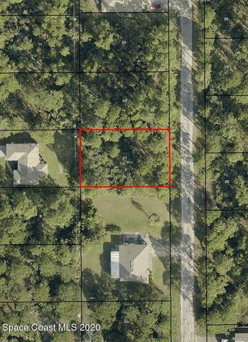 2724 Fields Avenue SE, Palm Bay, FL 32909 (MLS #894070) :: Premier Home Experts