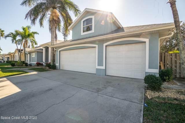 443 Lighthouse Landing Street, Satellite Beach, FL 32937 (MLS #894075) :: Premium Properties Real Estate Services