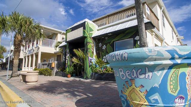 25 N Orlando Avenue, Cocoa Beach, FL 32931 (MLS #894082) :: Blue Marlin Real Estate