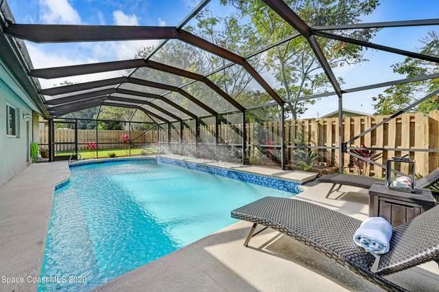 1450 Blueberry Drive, Titusville, FL 32780 (MLS #894088) :: Blue Marlin Real Estate