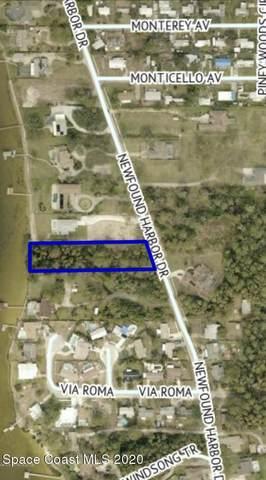 1645 Newfound Harbor Drive, Merritt Island, FL 32952 (MLS #894092) :: Premier Home Experts