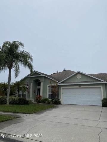 4908 Rosewood Lane, Melbourne, FL 32940 (MLS #894112) :: Blue Marlin Real Estate