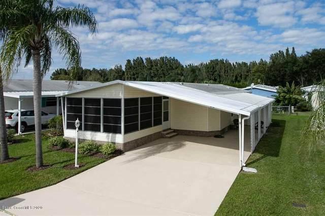 416 Loquat Drive, Barefoot Bay, FL 32976 (MLS #894120) :: Blue Marlin Real Estate