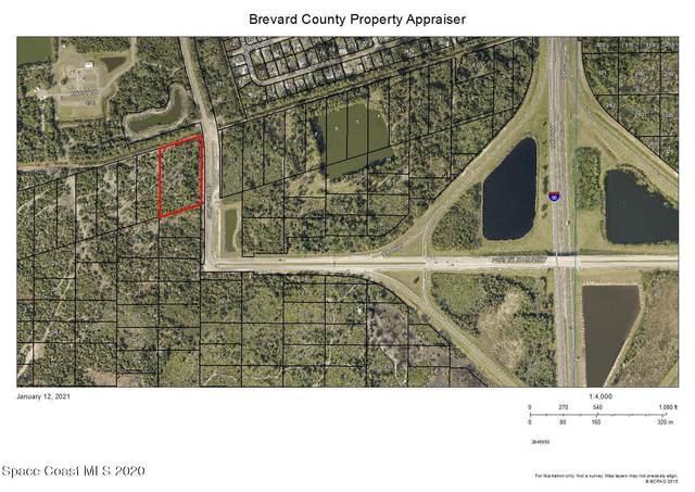 0 Golfview Avenue, Cocoa, FL 32927 (MLS #894130) :: Blue Marlin Real Estate