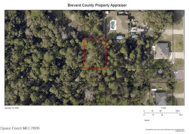 0 Sun Valley, Titusville, FL 32780 (MLS #894136) :: Blue Marlin Real Estate