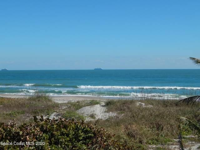 3535 S Atlantic Avenue, Cocoa Beach, FL 32931 (MLS #894163) :: Blue Marlin Real Estate