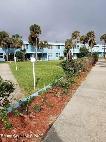 55 Sea Park Boulevard #601, Satellite Beach, FL 32937 (MLS #894191) :: Engel & Voelkers Melbourne Central