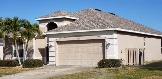 4917 Worthington Circle, Rockledge, FL 32955 (MLS #894216) :: Blue Marlin Real Estate
