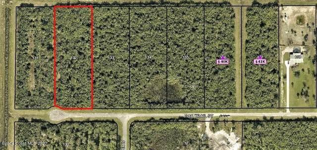 342 Fox Trail Street, Palm Bay, FL 32909 (MLS #894218) :: Premier Home Experts