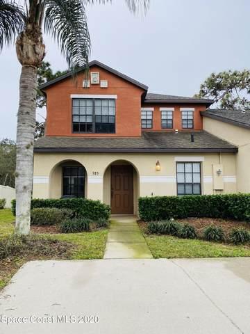 585 Margie Drive, Titusville, FL 32780 (MLS #894220) :: Blue Marlin Real Estate