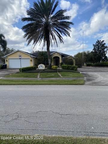 1398 Athens Drive NE, Palm Bay, FL 32907 (MLS #894227) :: Engel & Voelkers Melbourne Central