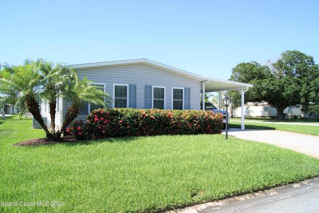 500 Egret Circle, Barefoot Bay, FL 32976 (MLS #894229) :: Blue Marlin Real Estate