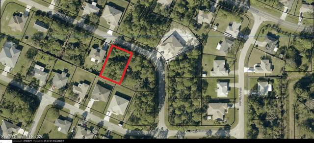 2250 Angel Road SE, Palm Bay, FL 32909 (MLS #894248) :: Premier Home Experts