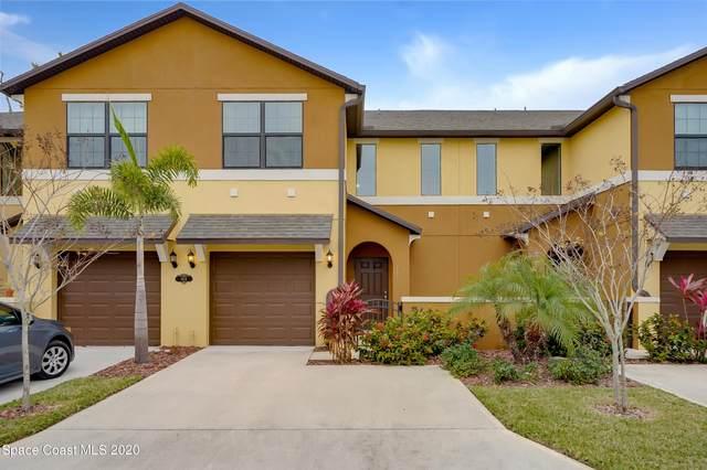 1415 Lara Circle #103, Rockledge, FL 32955 (MLS #894258) :: Coldwell Banker Realty