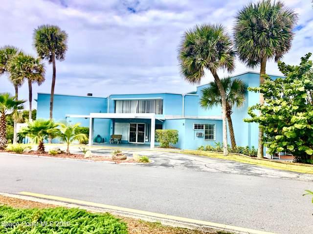 55 E Sea Park Boulevard #113, Satellite Beach, FL 32937 (MLS #894299) :: Armel Real Estate