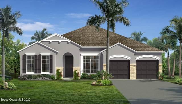 2052 Killian Drive, Palm Bay, FL 32905 (MLS #894349) :: Blue Marlin Real Estate