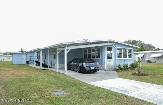 721 Barefoot Boulevard, Barefoot Bay, FL 32976 (MLS #894351) :: Blue Marlin Real Estate