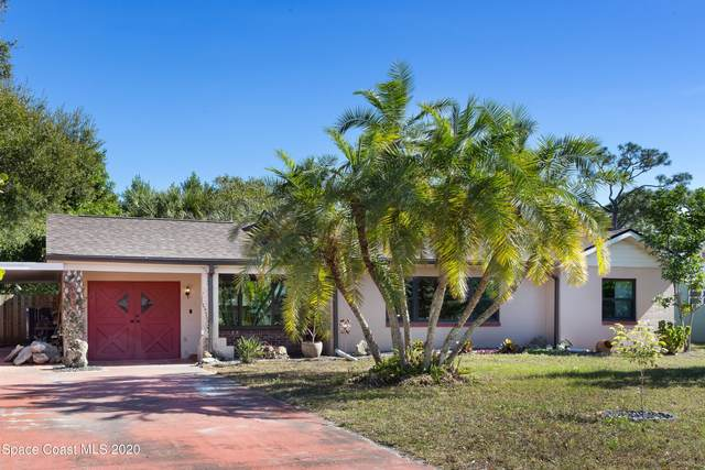 681 Ballard Drive, Melbourne, FL 32935 (MLS #894356) :: Blue Marlin Real Estate