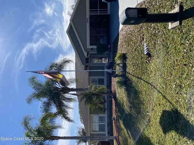 2162 Oaklyn Street NE, Palm Bay, FL 32907 (MLS #894369) :: Blue Marlin Real Estate