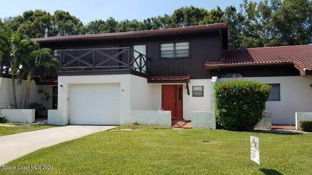255 S Tropical Trl #2, Merritt Island, FL 32952 (MLS #894376) :: Blue Marlin Real Estate