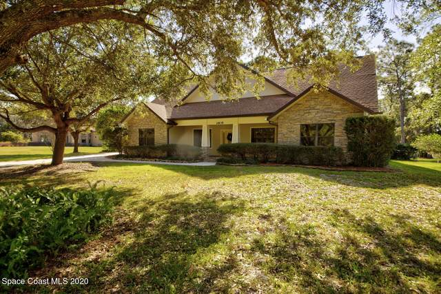2835 Night Heron Drive, Mims, FL 32754 (MLS #894377) :: Blue Marlin Real Estate
