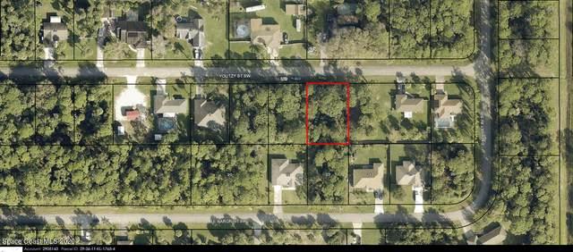926 Youtzy Street SW, Palm Bay, FL 32908 (MLS #894381) :: Blue Marlin Real Estate