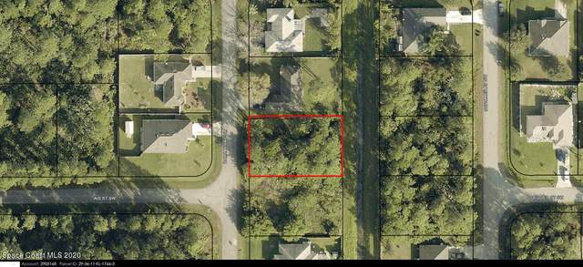813 Dalhart Avenue SW, Palm Bay, FL 32908 (MLS #894383) :: Blue Marlin Real Estate