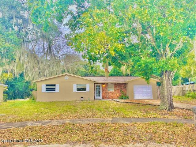 1309 Lark Court, Titusville, FL 32780 (MLS #894396) :: Premium Properties Real Estate Services