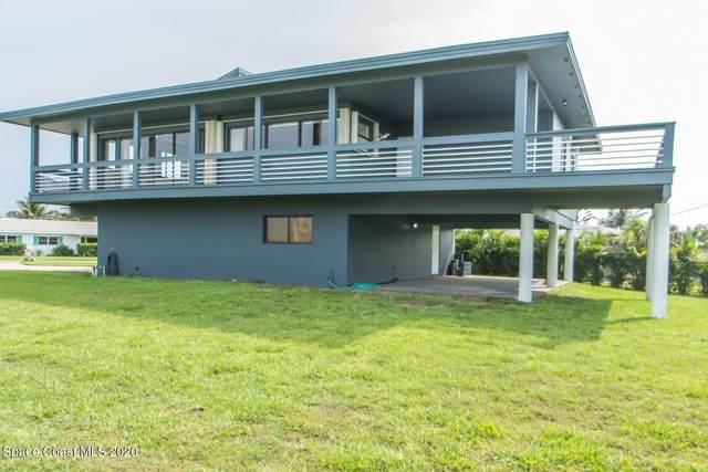 110 Sea Crest Drive, Melbourne Beach, FL 32951 (MLS #894400) :: Blue Marlin Real Estate