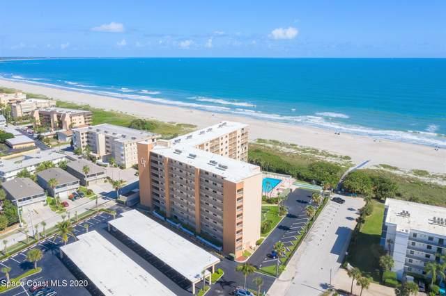 7520 Ridgewood Avenue #104, Cocoa Beach, FL 32931 (MLS #894404) :: Blue Marlin Real Estate